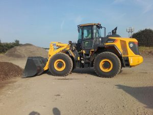 Liugong Loading Shovel Contract Hire