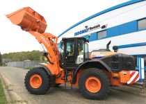 Wheel Loader Contract Hire