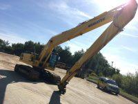 PC210LC 8 Long Reach K55096 f