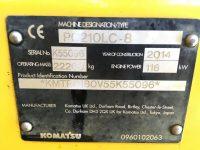 PC210LC 8 Long Reach K55096 k