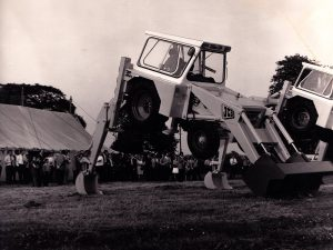 history of jcb hire