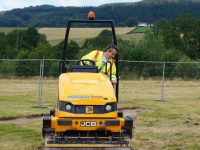 Roller Hire in Llanfyllin, Powys