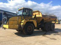 HM300 30 ton dump truck for sale 3607 1