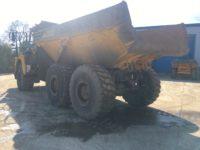 HM300 30 ton dump truck for sale 3607 2