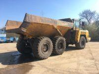 HM300 30 ton dump truck for sale 3607 3