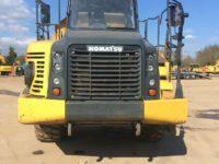 HM300 30 ton dump truck for sale 3607 5