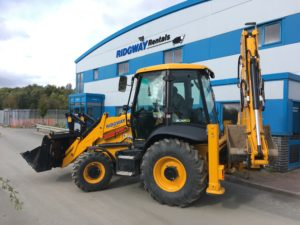 Backhoe Loader Hire From Ridgway Rentals Nationwide Plant Hire