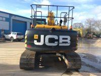 JCB JS220 2425356 5