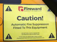 JCB 457 Wheel Loader Fireward
