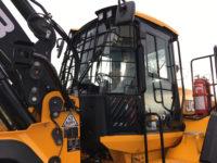 JCB 457 Wheel Loader protected cab