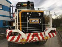 JCB 457 Wheel Loader rear guard