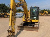 PC80MR used 8 ton excavator F50114 5