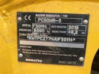 PC80MR used 8 ton excavator F50114 7