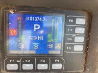 PC80MR used 8 ton excavator F50114 8