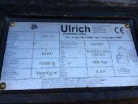JCB 560 80 Wastemaster Ulrich attachment
