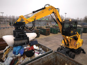 material handler hire screen guards rr