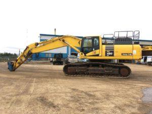 PC490LC 10 K60188 50 Ton Excavator