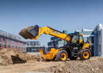 telehandler contract hire