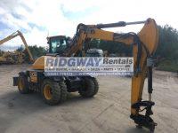JCB Hydradig for sale 96380 2 piece boom