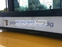 JCB Hydradig for sale 96380 fitted prolec