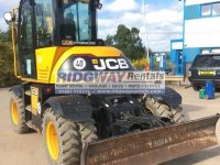 JCB Hydradig for sale 96380 rear view