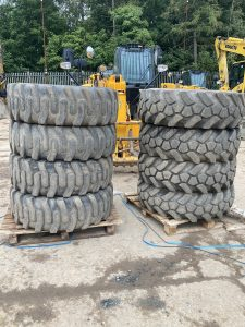 Part Worn Sitemaster Tyres