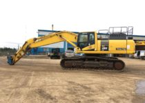 50 Ton Excavators For Sale