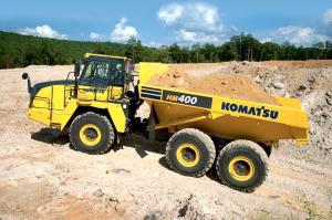 Komatsu HM400