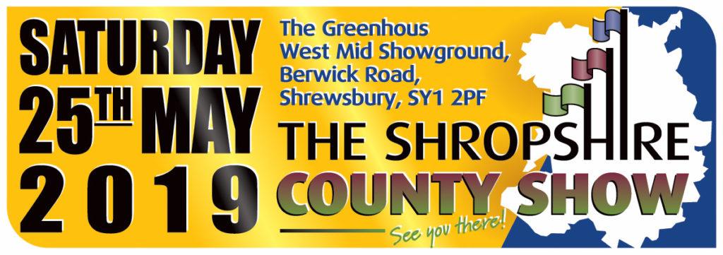 shropshire show 2019