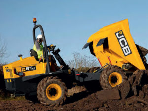 6 Ton Dumper – FT