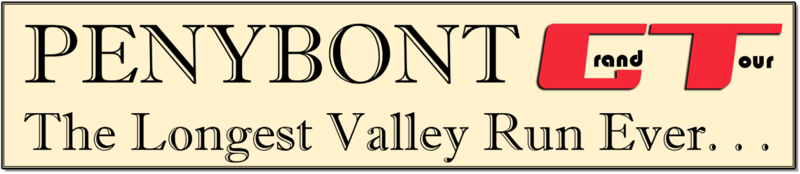 Penybont Grand Tour - The Longest Valley Run Ever.