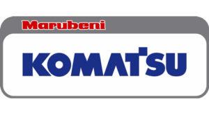 MARUBENI KOMATSU logo