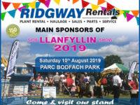 Llanfyllin Show 2019