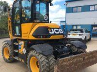 JCB 110W Wheeled Excavator For Sale 96249 2