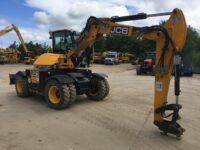 JCB 110W Wheeled Excavator Hydradig For Sale 96249 4