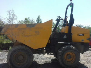 JCB 9T FT Dumper For Sale GRM0655