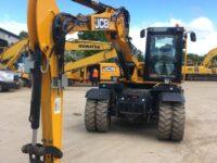 JCB wheeled excavator For Sale 96249
