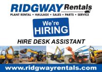hire desk assistant