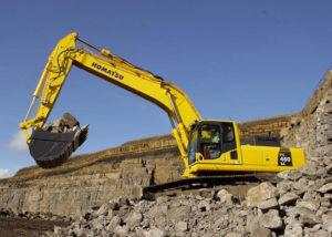 PC450LC Excavator