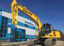 35 Ton Excavators For Sale