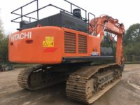Hitachi ZX 490 Boxing Ring 60547