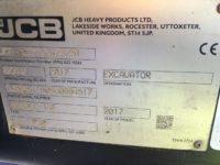 JCB JS220 25251 l