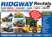 Ridgway Winter Offers on plant hire