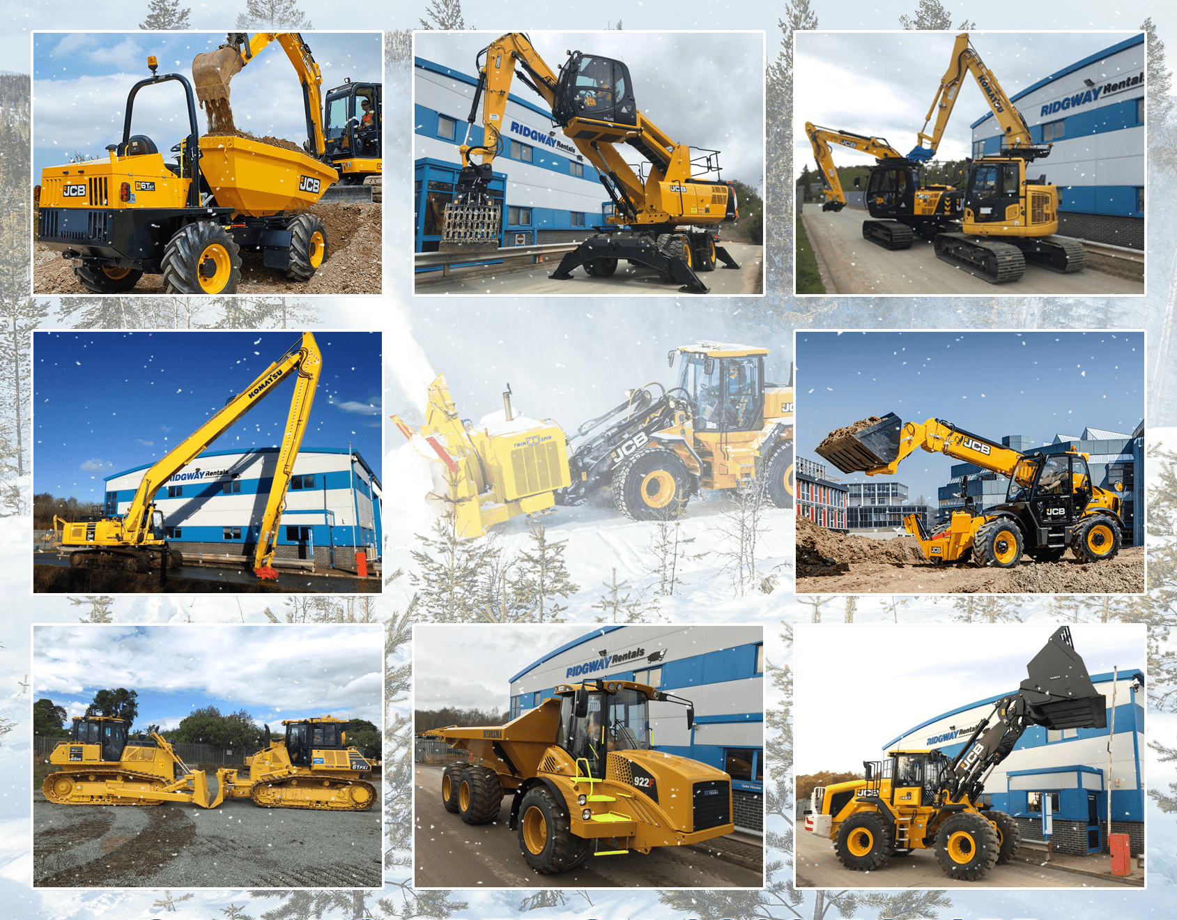 Best Rates on Plant Hire