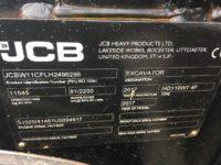 JCB 110W Hydradig 96296 3