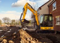 JCB 57C Contract Hire
