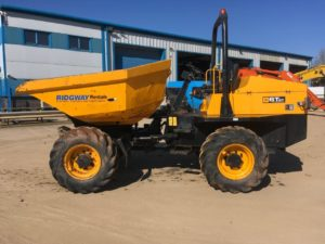 JCB 6 ton Dumper For Sale 6TST 9563 1