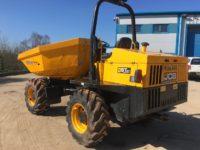 JCB 6 ton Dumper For Sale 6TST 9563 2