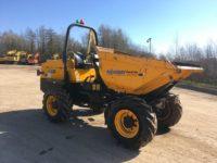JCB 6 ton Dumper For Sale 6TST 9563 4