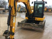 JCB 85Z 1 ECO 48974 8 Ton Mini Digger For Sale 3